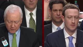 Mark Zuckerberg's Funny and Awkward Congress Moments