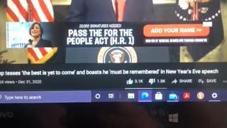 Trump Speech Clip