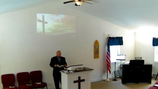 Sermon February 14th 2021.