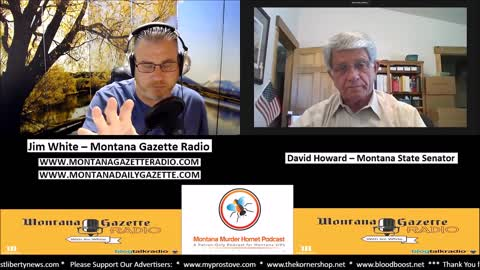 Senator David Howard on Current Events, Whitefish Credit Union and More