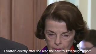 Crying Feinstein Knows