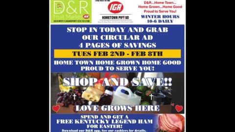 0202 weekly sale
