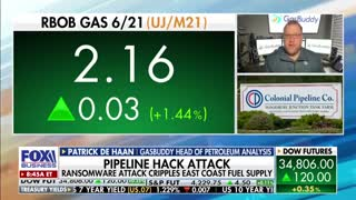 Colonial Pipeline Hack Likely to Boost Gas Prices