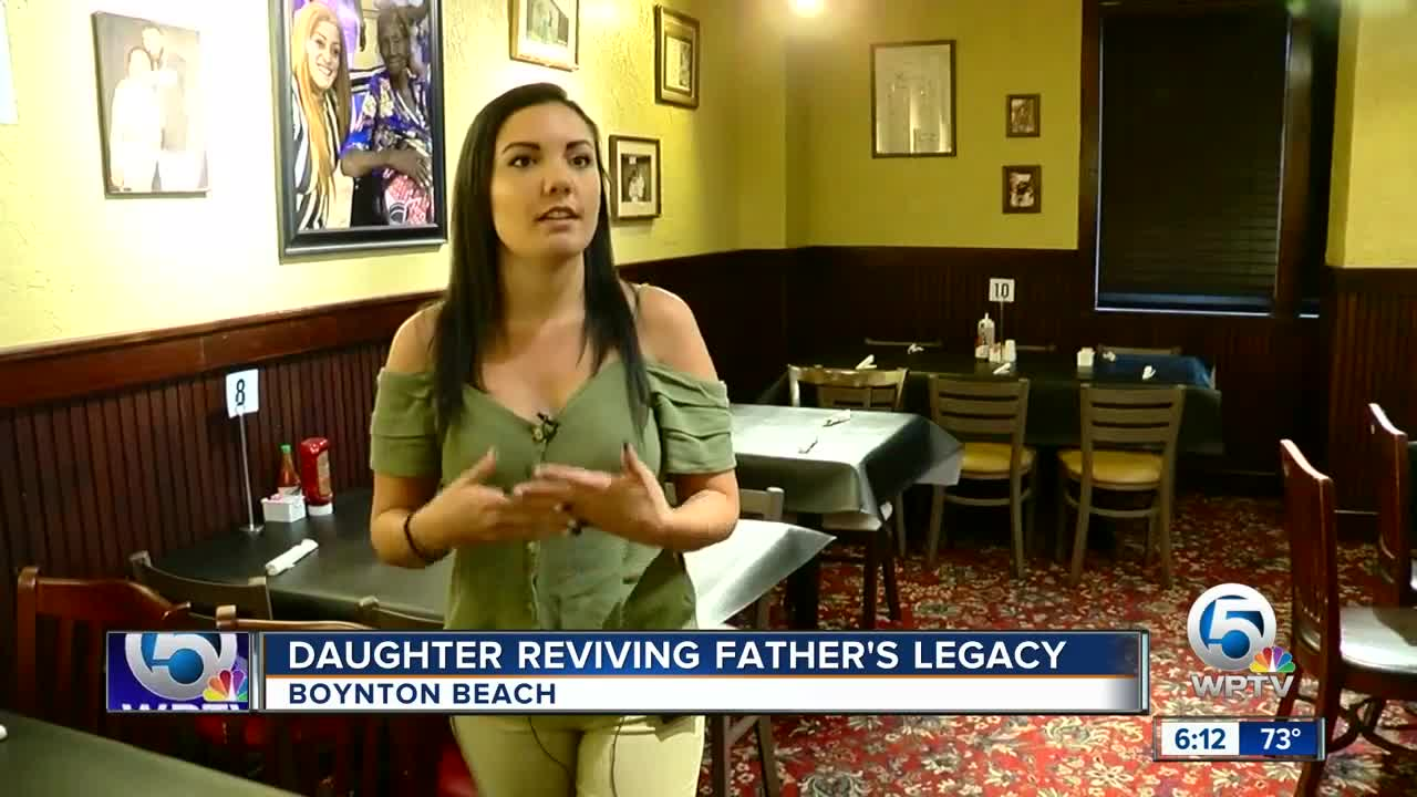 Daughter continues the legacy of Tom's Place Barbecue in Boynton Beach