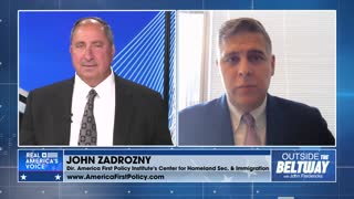 John Zardrozny Talks About How Scary Biden Policies Look Compared to Trump on Immigration