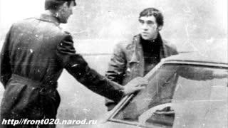"""Высоцкий: """"Я раззудил плечо трибуны замерли..""""- 1. (R)."""