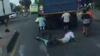 Una segunda oportunidad, tras un grave accidente de tránsito en Bucaramanga