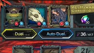 Yu-Gi-Oh! Duel Links - D.D. Castle: Assault Challenge Floor Gameplay