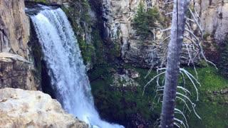 The wonderful and beautiful waterfalls