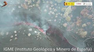 Imágenes aéreas del Instituto Geológico de España