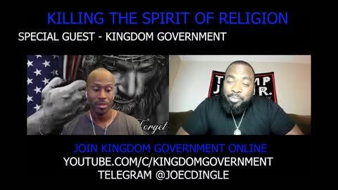 PRYMEMINISTER.COM W/ SPECIAL GUEST JOE DINGLE _KILLING RELIGION