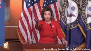 Nancy Pelosi: With Trump, 'All Roads Lead to Putin'