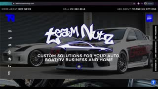 Team Nutz LLC Pittsburgh PA Give us a call