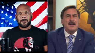 Mike Lindell Interview David J Harris Show 1 July 2021