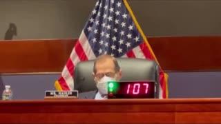 Jerry Nadler Falls Asleep During Garland Hearing