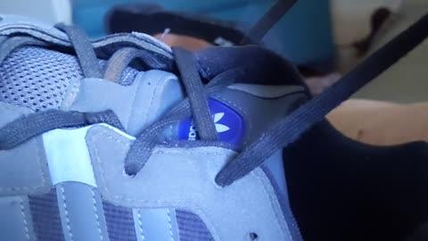 Ultimate kids shoe knot/ athletes knot