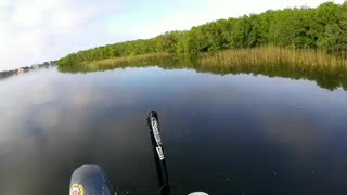 Topwater fishing