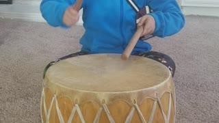 """Korean Drum """"buk"""""""