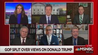 MSNBC Contributor On Trump's Acquittal