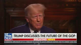 """💖President Trump - """"I think you have a cabal..."""""""