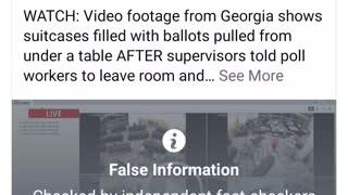 Georgia Hearing censorship