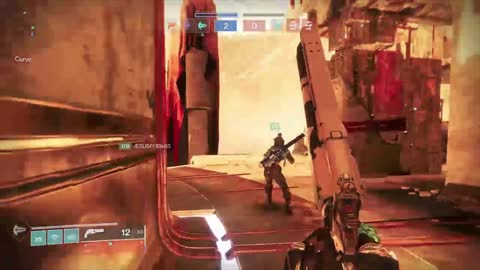 Twitch clips from PVP in the Crucible in Destiny 2, New intro/outro, what do you think?