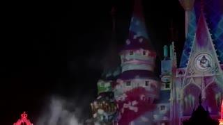 Hocus Pocus Halloween Show at Disney World 2019- with many Disney Villians incl