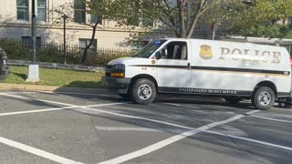 United States secret service arrest women in Washington DC