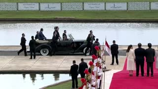 Jair Bolsonaro se posesionó como presidente de Brasil