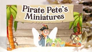 Pirate Pete Fairy Garden