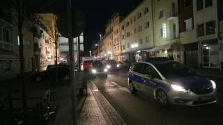 Dos tiroteos en bares de Alemania