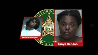 Armed Carjackers Arrested After Chase In Marion County Florida