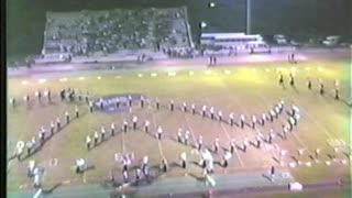 1989 SCHS Marching Band 2