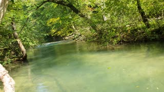 Cleanse your body and soul into the river of love