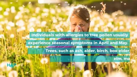 Common Triggers Of Allergy Symptoms