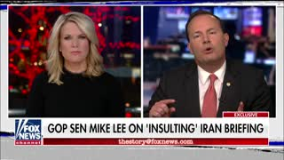 Senator Mike Lee: I support President Trump and his Iran policy