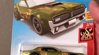 Hot Wheels Treasure Hunt Mercury Cougar