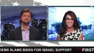 Lauren Boebert SHREDS Illhan Omar's HAMAS Supporting Propaganda