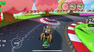 Mario Kart Tour - Mario Circuit R/T Gameplay (Mario Vs. Luigi Tour)