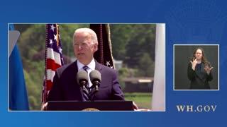 President Biden on Indigenous knowledge