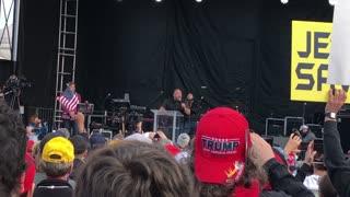 Washington, DC - Donald Trump Rally & Protest - 12-12-2020