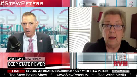 MUST SEE! Juanita Broaddrick Exposes Power of the Deep State   StewPeters.tv