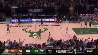 Suns at bucks highlights NBA