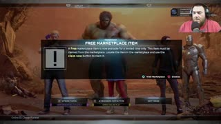Marvel Avengers (Game) : Walkthrough with commentary EP4