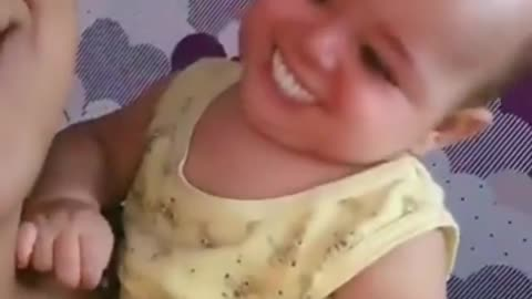This Baby's Smile Will Brighten Up Your Day