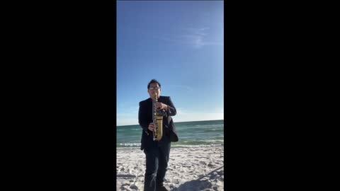 BEACH sax MIX