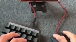 a Hacker setup