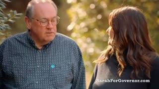 Former Trump White House Spokeswoman ** Sarah Sanders ** Runs for for Arkansas Governor