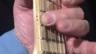 Guitar Theory - Using 4 Fingers To Play 1 Note