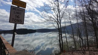 Beautiful New York State Reservoirs and Day Drives Series - Olivebridge